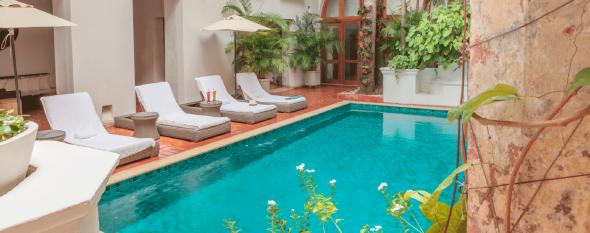 Luxury Hotels in Cartagena by Hamak
