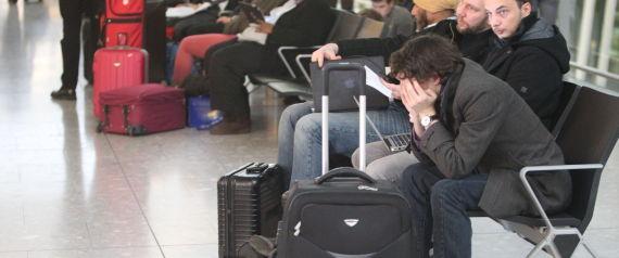 Airline frustration