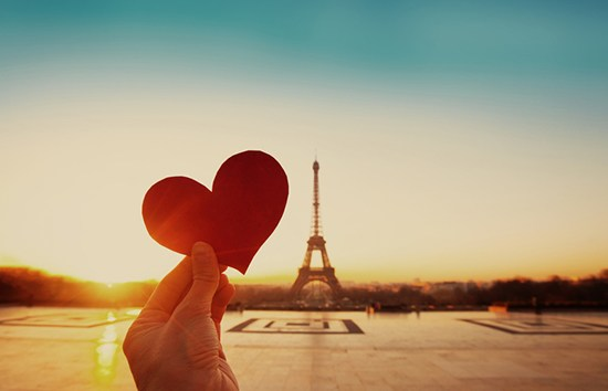romance Paris