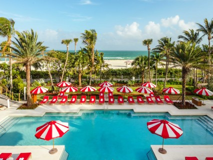 luxury hotel florida Faena