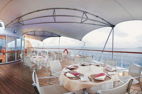 windstar dining