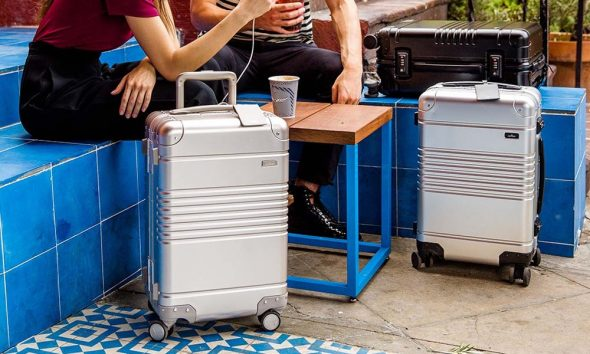 Travel-Intel luggage