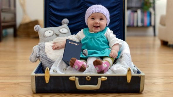 Traveling-With a Baby