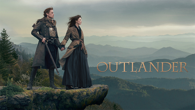 Outlander series with Diana Gabaldon on Avalon cruise