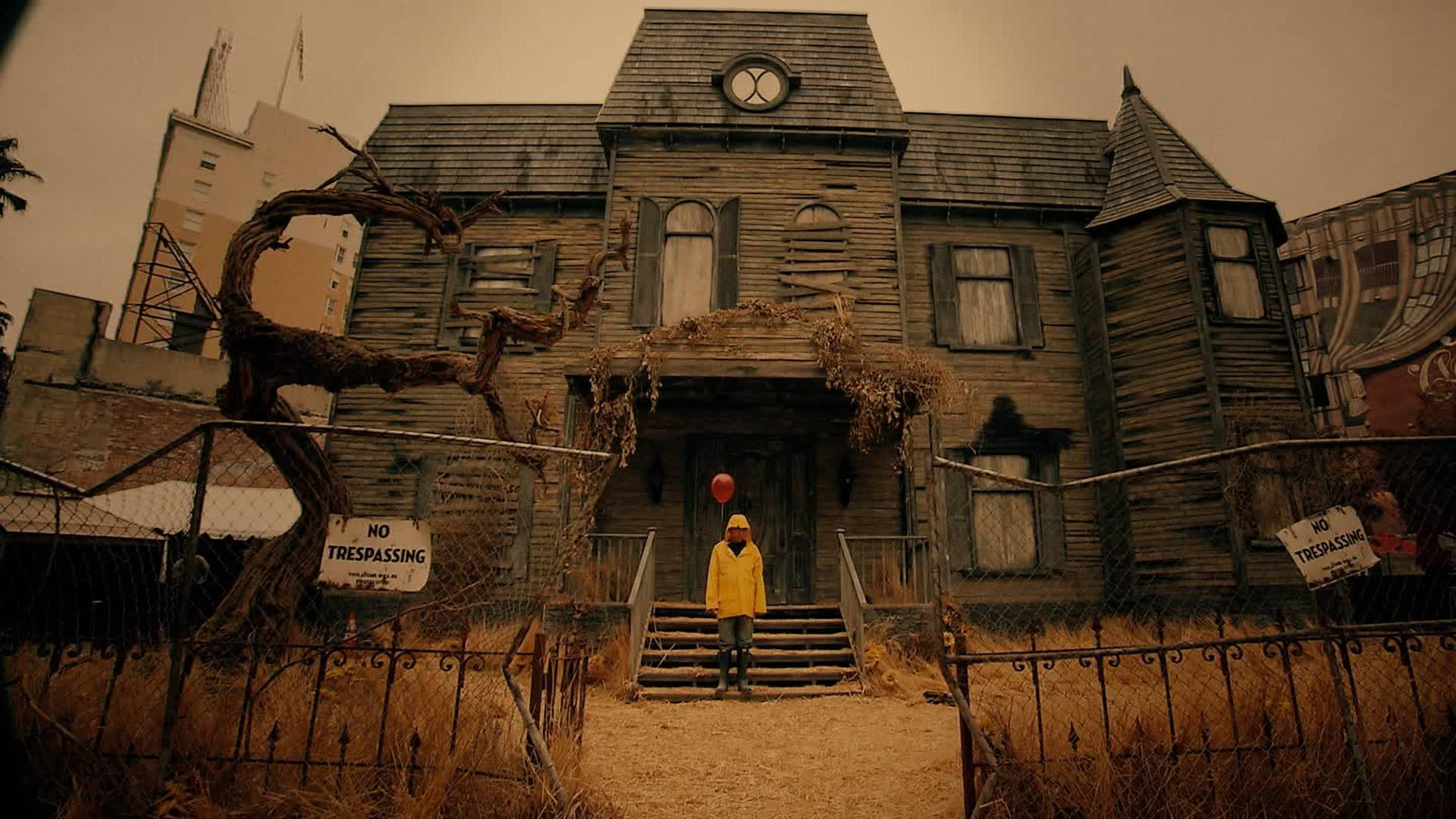 America Haunted houses