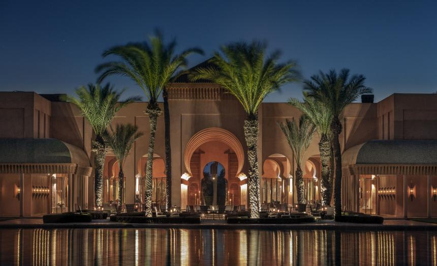 Aman Hotel in Saudi Arabia