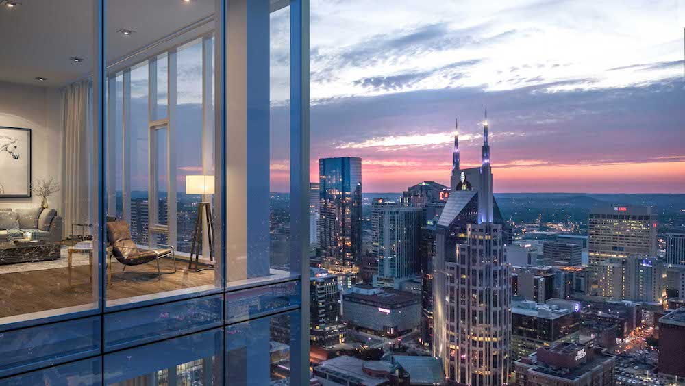 Four Seasons coming to Nashville