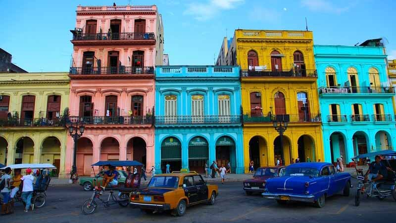 Travel to Cuba easy