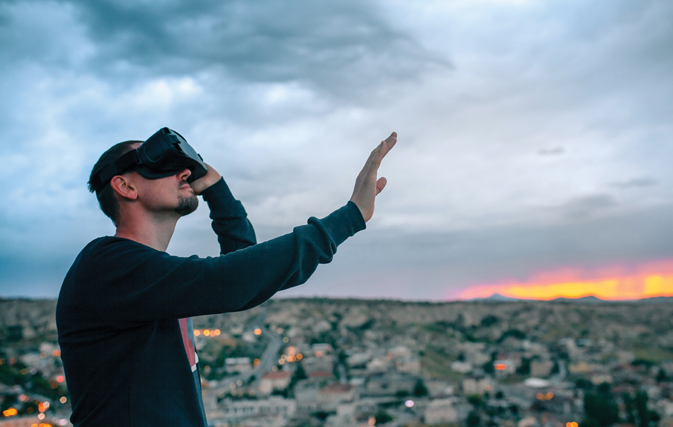 Virtual Reality and travel