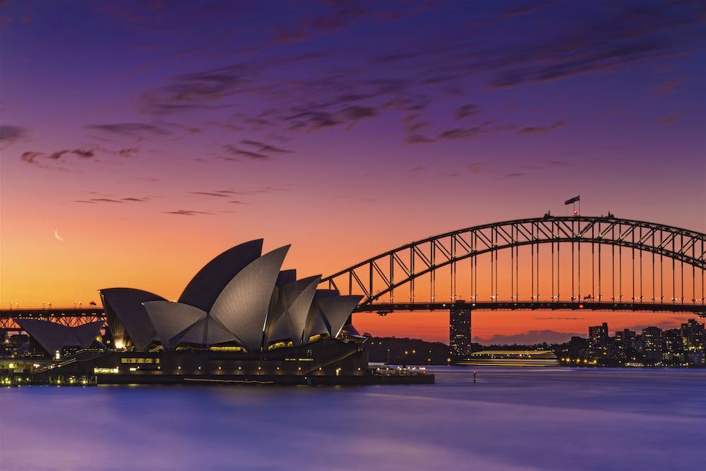 where to go in 2020: Sydney, Australia