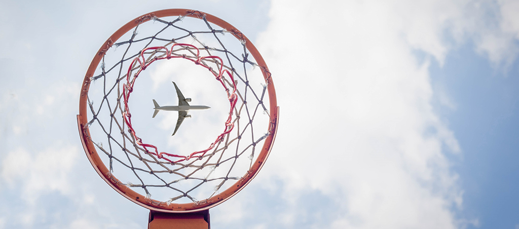 Travel and sports events